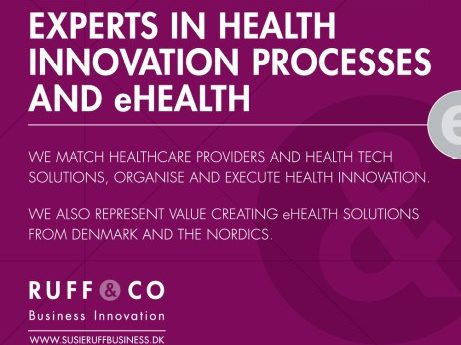 Meet RUFF & CO. at Arab Health in Dubai – 29 January – 1 February 2018