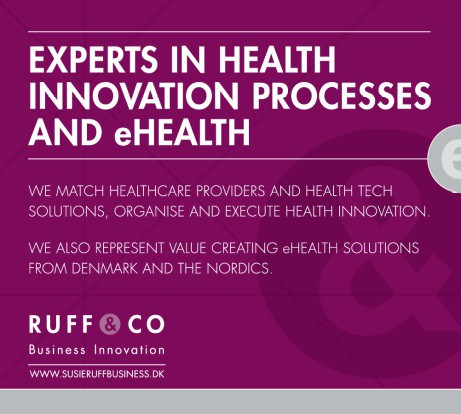 Meet RUFF & CO. at Arab Health in Dubai – 29 January – 1 February 2018