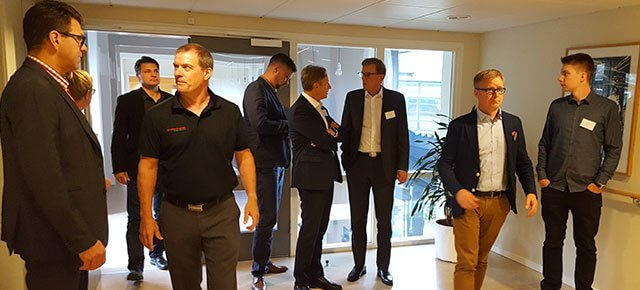 RUFF & CO. introducing top-notch Finnish Health Tech companies to stakeholders at Municipality of Copenhagen and Gladsaxe