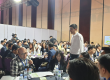 Business Model Canvas and Alexander Osterwalder at Corporation Innovation Summit