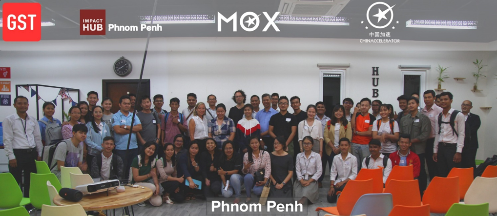 Amazing interest for Health Tech in Phnom Penh, Cambodia Susie Ruff Business 02