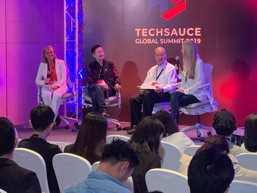 Successful Health Tech Stage at Techsauce Global Summit 2019, Bangkok 4