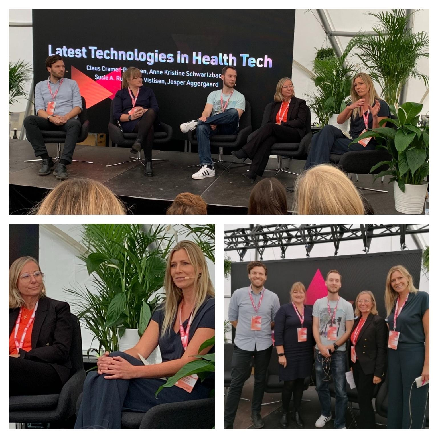 TechBBQ Latest Technologies in Health Tech
